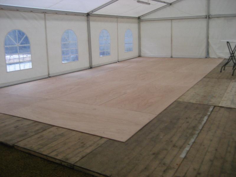 plancher et piste de danse
